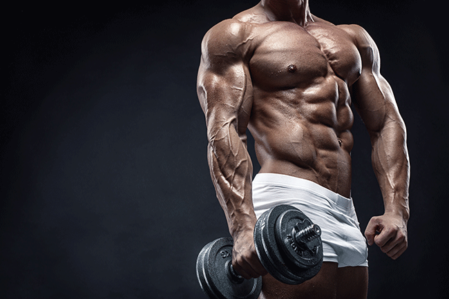 Steroids Six pack abs
