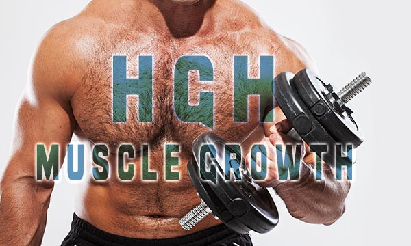 HGH Muscle Growth