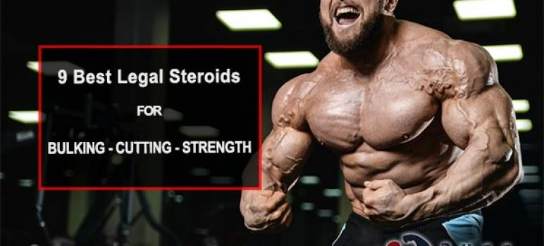 Best legal steroids UK